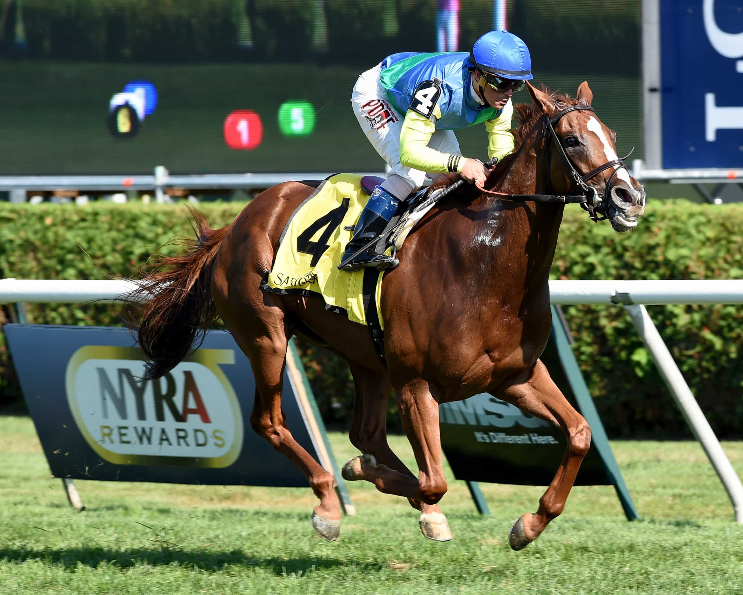 Dayatthespa winning the 2014 Yaddo Photo taken by Adam Coglianese